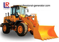 China 9.7 Ton Deutz Engine Mini Wheel Excavator with 1.7m3 Bucket Capacity for Construction factory