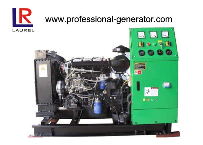 Electric Brushless AVR Diesel Powered Generator Stamford