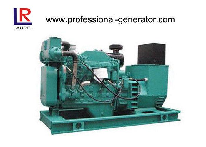 3 phase 1 phase marine genset amf controller 300kw diesel generator set