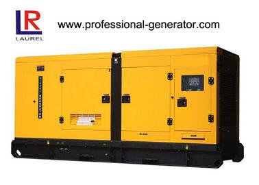 China 50Hz 1500rpm AC 3 Phase 180kw Silent Diesel Generator Set with Cummins Engine distributor