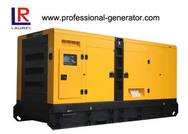 China 230V / 400V Electronic 312kVA Diesel Generator 250kw Powered by Cummins Engine distributor